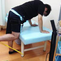 加圧トレーニングで前十字靭帯のリハビリ