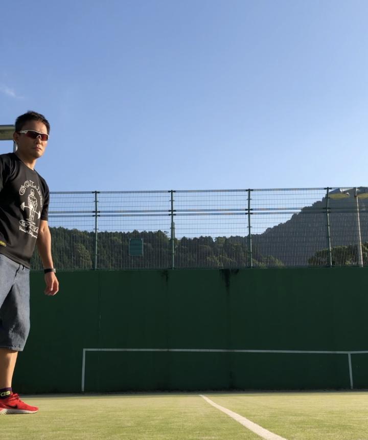 山根公園テニスコート